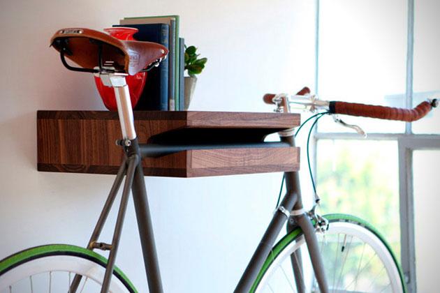 Mensola per bicicletta originale