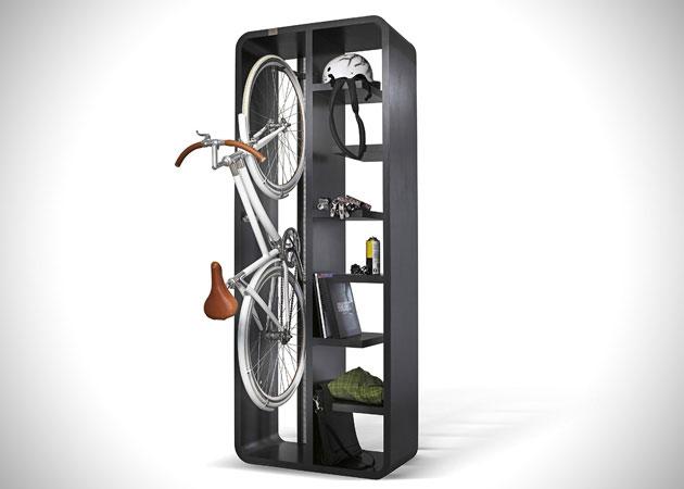 La libreria porta bici Bookbike, di BYografia