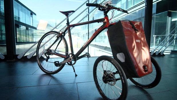 Noomad Bike La Bicicletta Con Tre Ruote Per La Città
