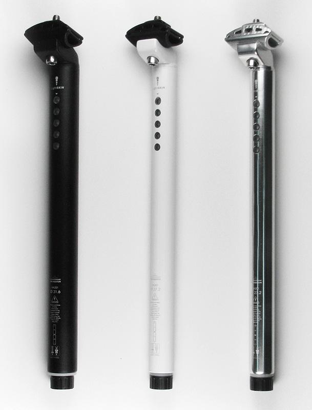 Lightskin-drei-Versionen