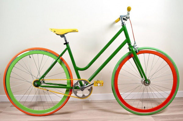 bicicletta-fixed-evergreen