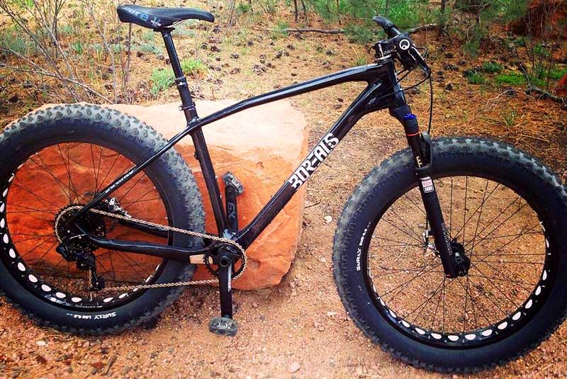 La fat bike tuttofare Borealis Echo