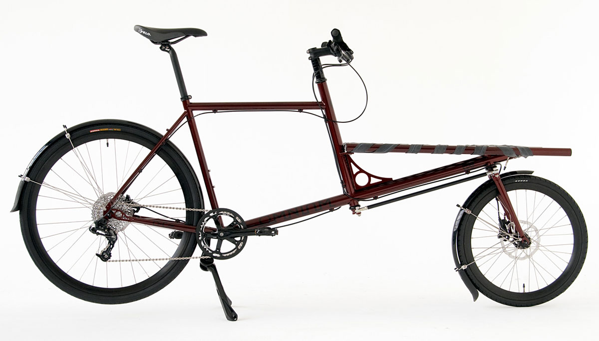 Omnium, cargo bike danese leggera e veloce