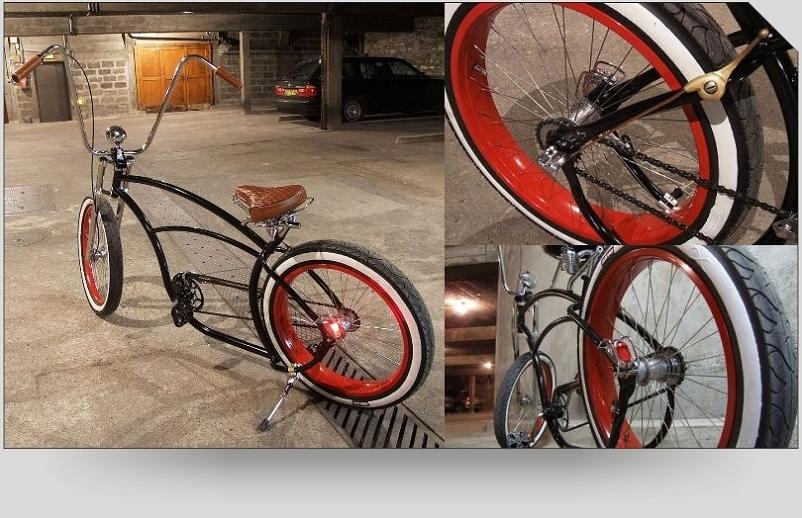 Bicicletta Basman di Project 346