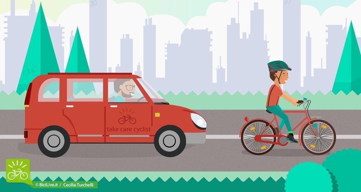 Auto e bici, insieme