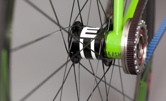 Project Right La Bicicletta Col Telaio Mono Lato