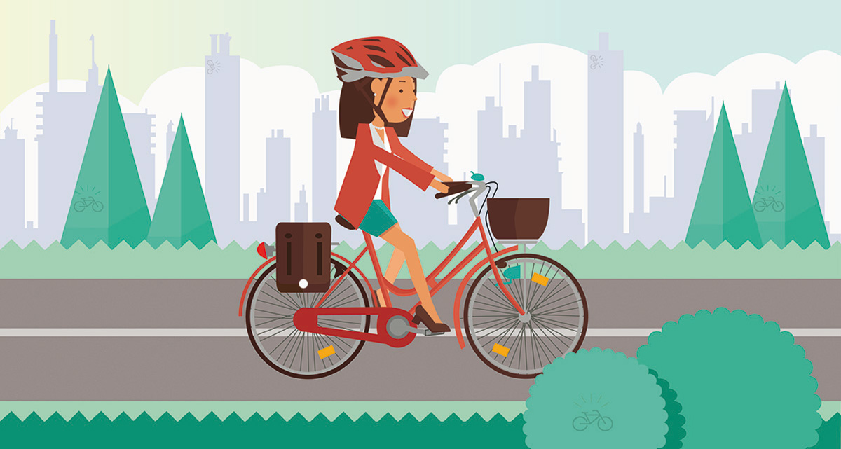 signora bici