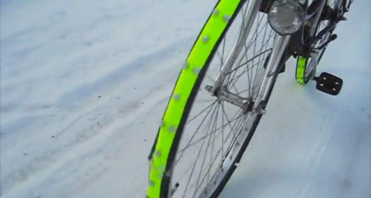 Dallolanda Le Catene Da Neve Per La Bicicletta