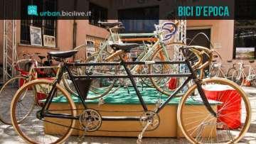 Perse nella storia... biciclette d'epoca ritrovate!