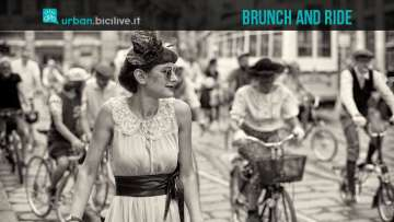 Bici, stile e bbq a Milano? Tweed Brunch and Ride
