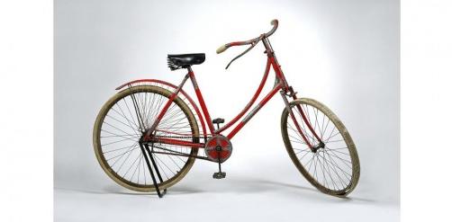 bici di lusso Tiffany & Co. Silver Mounted
