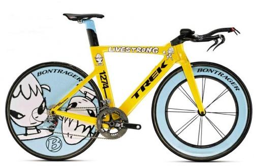 bici di lusso Trek Yoshitomo Nara Speed Concept