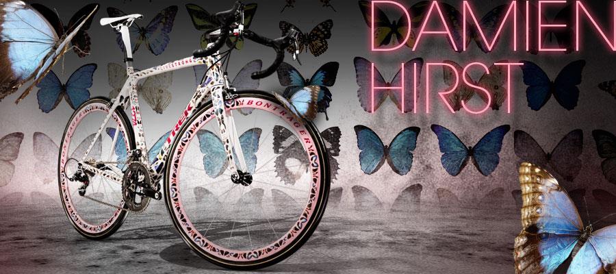 bici di lusso Trek butterfly Madone