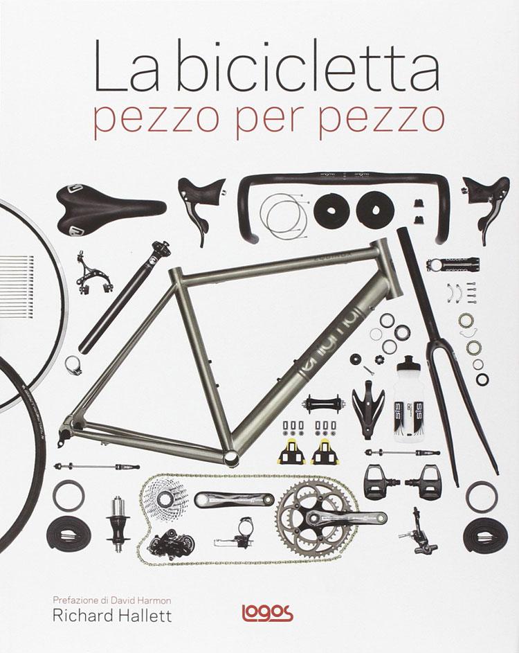 La copertina del libro illustrato La bicicletta perzzo per pezzo