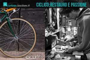 Ciclico restauro bici a padova