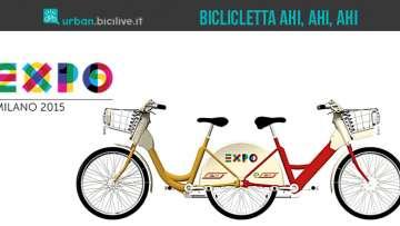 Scopriamo se Expo 2015 è amichevole verso la bicicletta