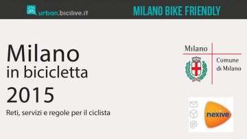 Una immagine che testimonia come Milano sia una città amica delle biciclette