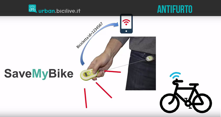 Una immagine per il progetto SaveMyBike