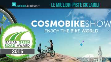 Una foto per l'Italian Green Road Award 2015