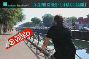 Video tour in bici per Milano