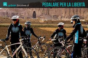 Cicliste in Afghanistan: Ride for freedom le sostiene