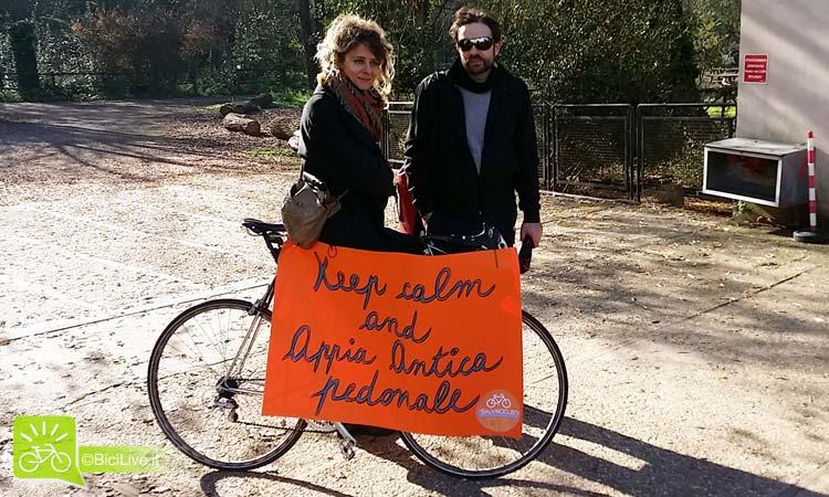 manifestazione-occupy-appia-antica-salvaiciclisti-keepcalm