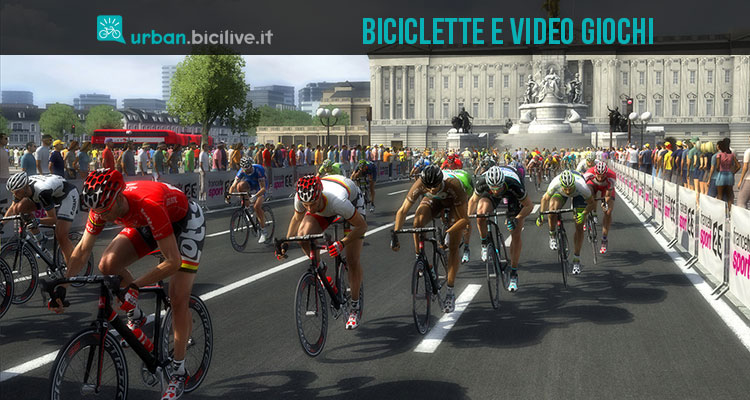 Video giochi e biciclette, una unione difficile