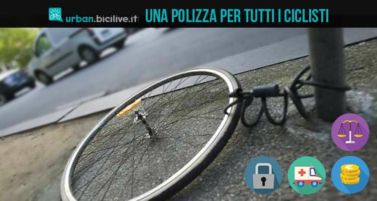 Bici2go è una polizza per tutti i ciclisti