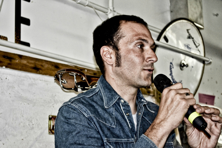 Ivan Basso presenta Cycling Coffee