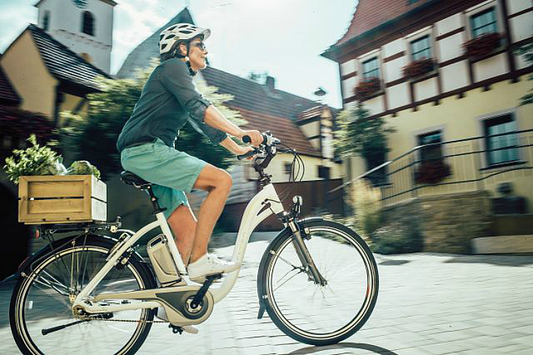 Con Drive Your Bike noleggi biciclette ibride
