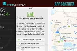 L'app gratuita per ciclisti di Ivan Basso