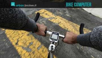 Il computer di bordo per biciclette Polar M450 GPS