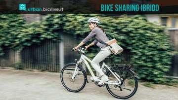 Drive Your Bike, il bike sharing ibrido, comodo e molto smart