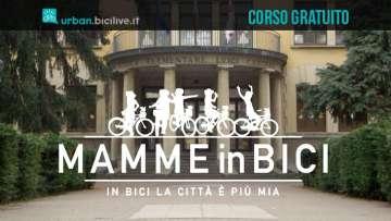 Mamme in Bici, il corso di introduzione alla bicicletta a Milano