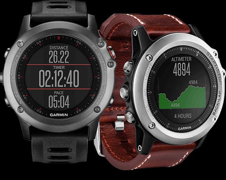 Garmin Fenix 3 smartwatch