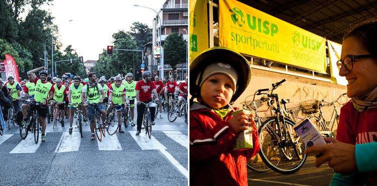 Uno degli sponsor di SunRiseBike Ride è Alce Nero