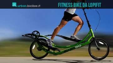 Le ftness bike prodotte da Lopifit