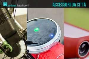 Accessori per biciclette da città