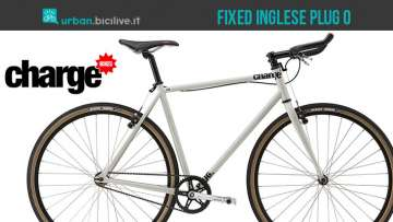 La bici per uso urbano a scatto fisso Charge Bikes Plug 0