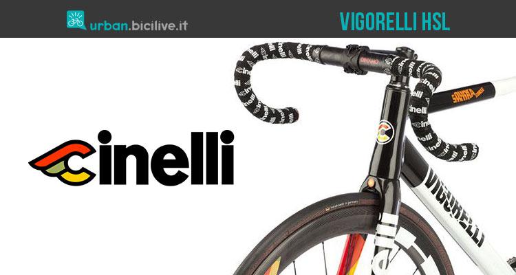 8fe38481c74 Cinelli Vigorelli HSL grandi performance in pista e in città