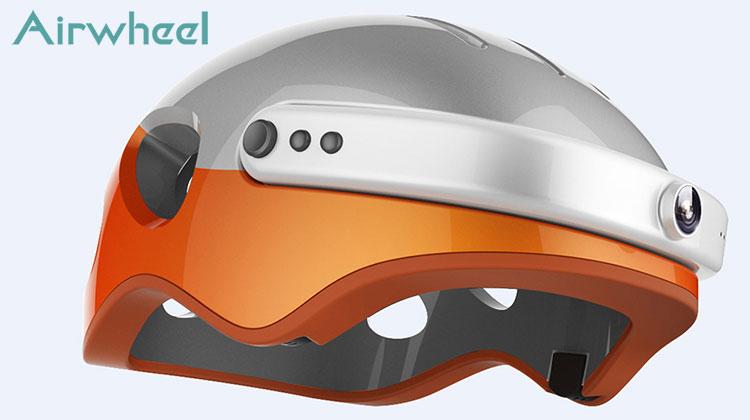 Il casco smart per ciclisti di città Airwheel C5