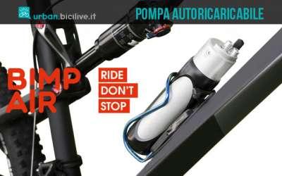 Bimp'Air E-Way pompa portatile ricaricabile ellettronicamente