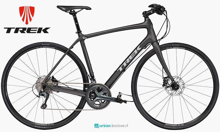 Una bici da città Trek FX Sport 5
