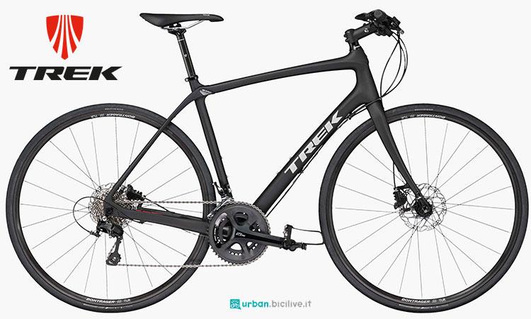 Una bici da città per il fitness Trek FX Sport 6