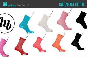 Calze per ciclisti urbani MB Wear by Marco Bandiera
