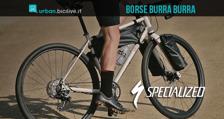 Borse Burra Burra Specialized per il bikepacking