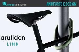Il lucchetto per bici Link di Aruliden
