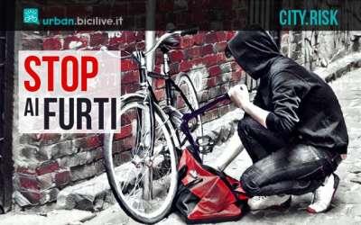 stop ai furti con city risk