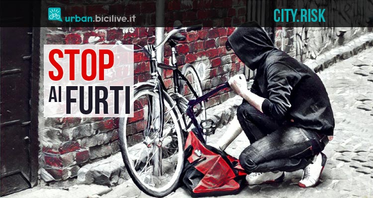 stop ai furti con city risk