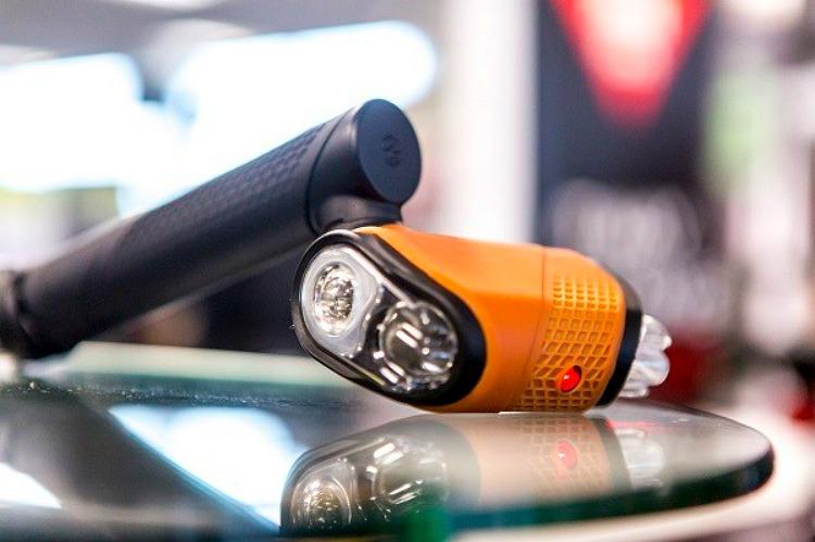 Manopole Brightspark laser
